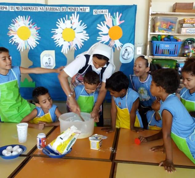 Ecole Varzea Grande 2 Brésil