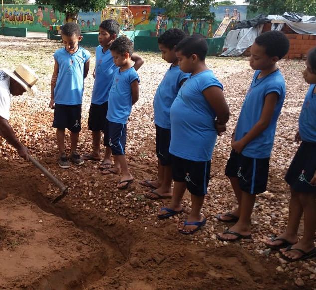 Ecole Varzea Grande 5 Brésil
