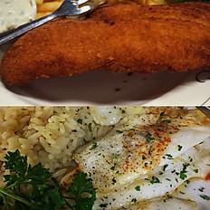 Flounder Filet