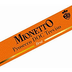Mionetto Prosecco Brut (Italy)