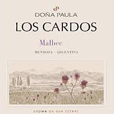 Dona Paula Los Cardos Malbec (Argentina)