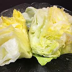 Hearts of Iceberg Lettuce