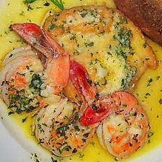 Chicken & Shrimp