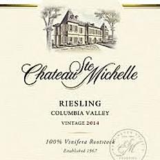 Chateau Ste. Michelle Riesling (Washington)