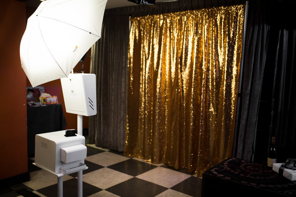 Classic Open Air Photo Booth 2 Hour Hire