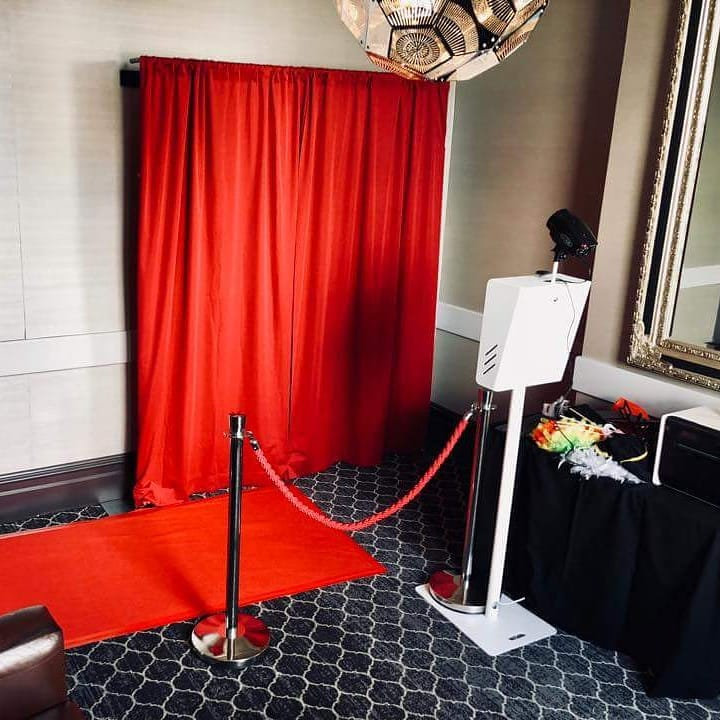 Classic Open Air Photo Booth 3 Hour Hire