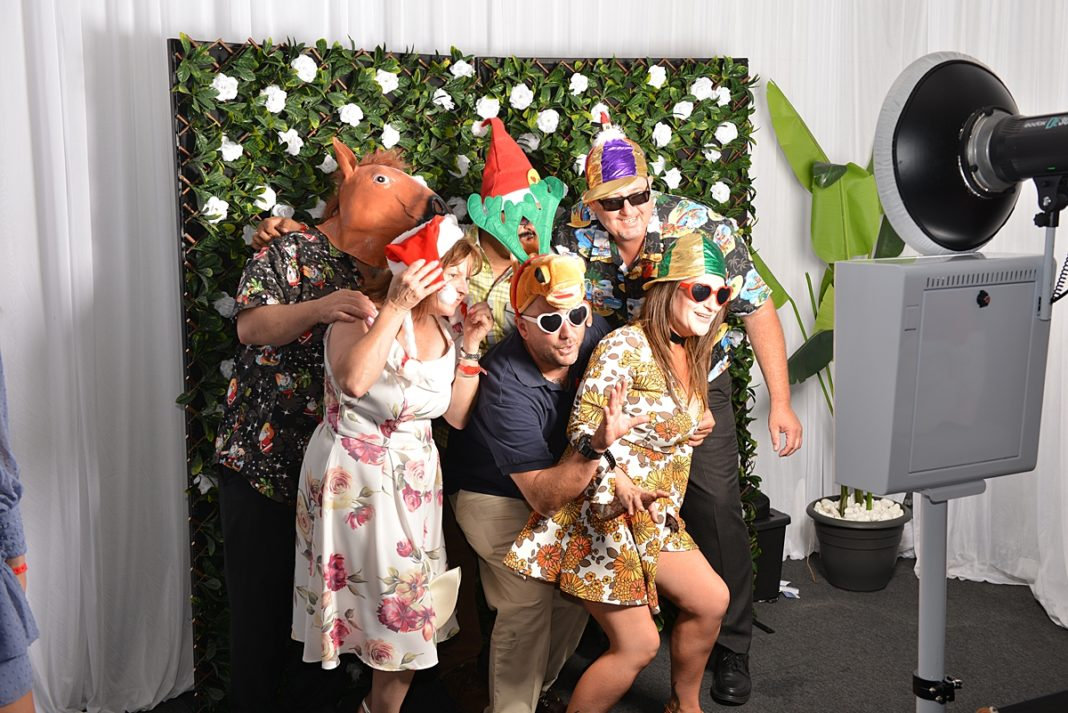 Classic Open Air Photo Booth 4 Hour Hire