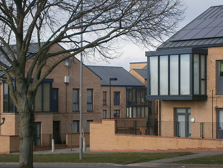 Arbourthorne Private Housing - Sheffield