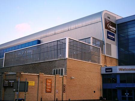 Doncaster Racecourse - Doncaster.JPG