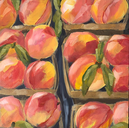 Market Peaches