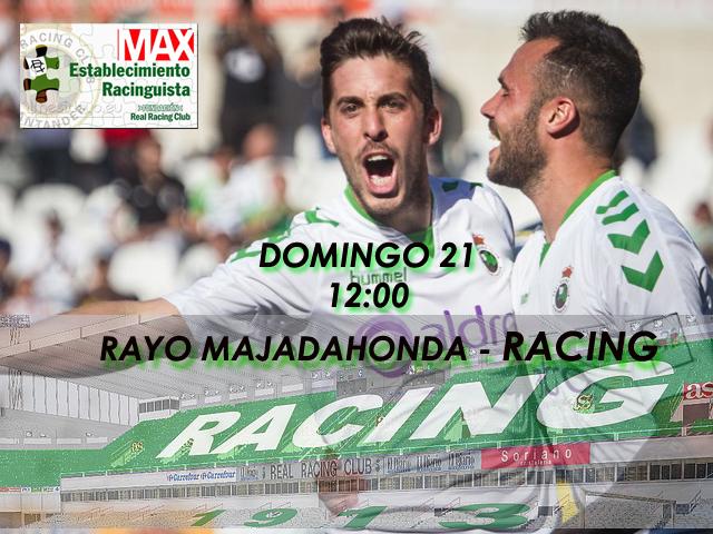 Partidos del Racing