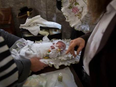 ההתנגדות למילת תינוקות שהגיעה לישראל צריכה להדאיג את יהודי העולם