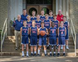 Basketball Varsity Pic