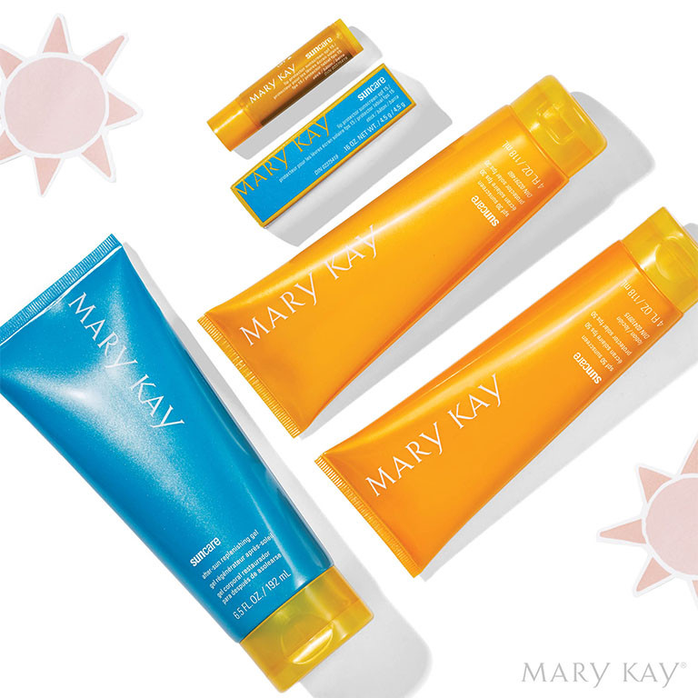 Summer Protection - Sunblock/SPF 50, Lop Balm, Tanning Lotion and After Sun Gel