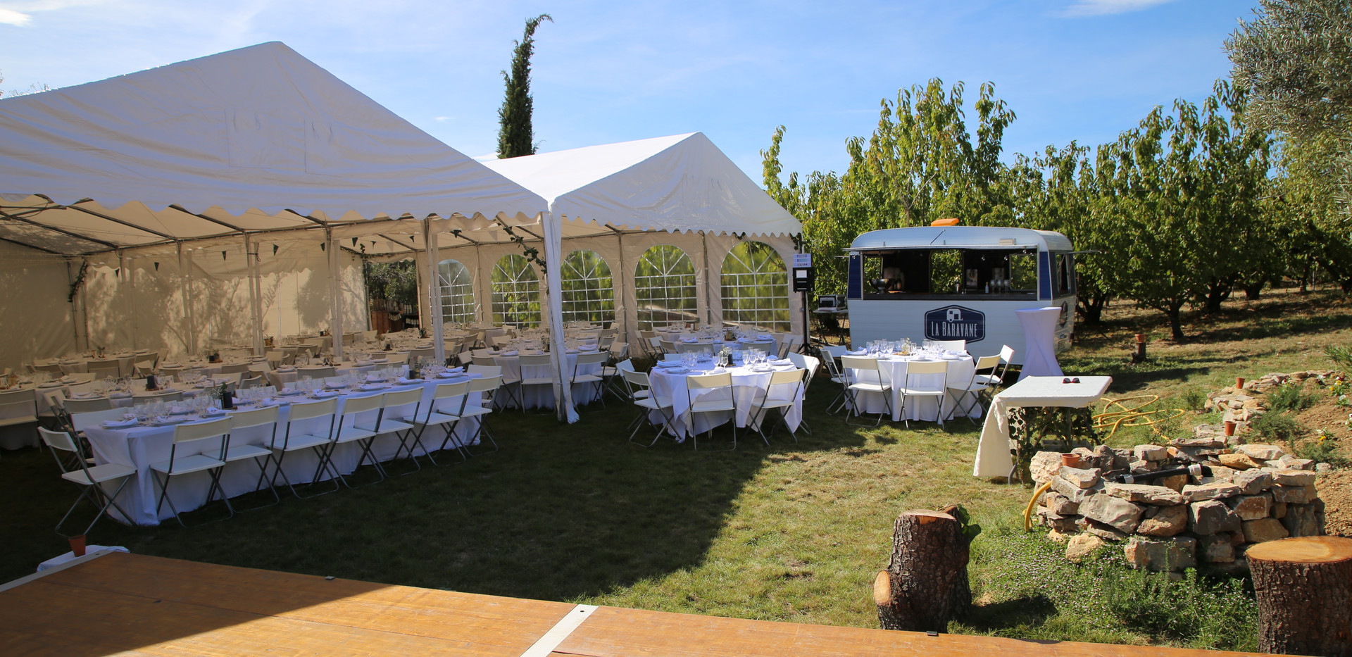 foodtruck mariage montpellier