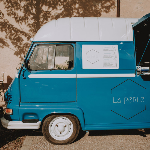 Food truck La Perle