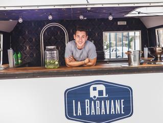 La Baravane : le bar mobile idéal pour votre mariage