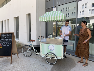 Animation glace Montpellier