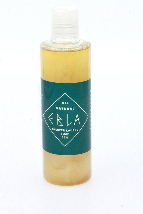 Vloeibare zeep met 35% laurier 250ml
