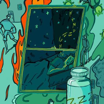 Current Affairs Illustration