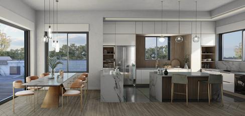 Danish kitchen | Netivot, Israel | Meir Alon Engineering  Ltd.