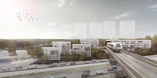 Theoretical Project | Tel Aviv Central Station