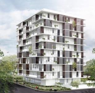 NOP 38   Tel Aviv   Kisselov-Kaye architects