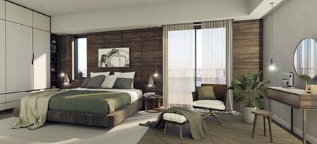 Luxuries master bedroom | Netivot ,Israel | Meir Alon Engineering  Ltd.