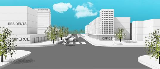 Illustrative facade | Ashdod