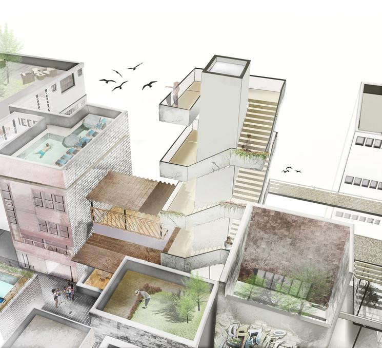 Conceptual illustration | Berlin