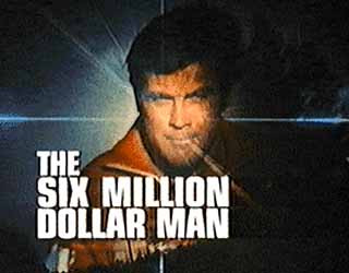 Esquire Channel to Show The Six Million Dollar Man