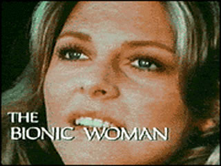 THE BIONIC WOMAN is Coming!