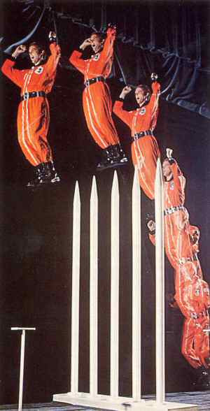 Six Million Dollar Man/Bionic Woman Testing Center