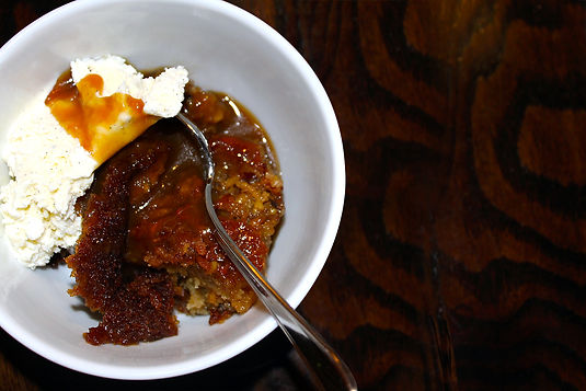 Toffee Apple Pudding Recipe