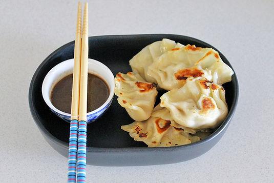 Pork and Coriander Dumplings Recipe