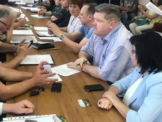 Состоялось пленарное заседание Общественной палаты района