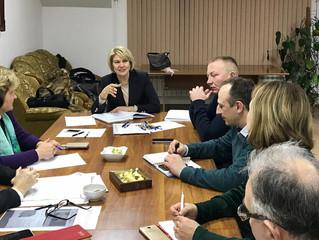 На заседании Совета ОП ВМР определили ближайшие планы работы