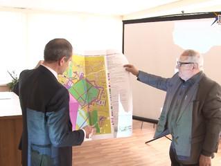Состоялось заседание рабочей группы по развитию городского парка