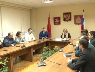 Совет Общественной палаты обсудил острую тему планов строительства в центре города