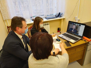 Семинар для новоизбранных членов общественных палат Московской области прошел в онлайн-режиме