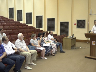 Общественники обсудили ход работ по реставрации центрального парка и усадьбы «Кривякино»
