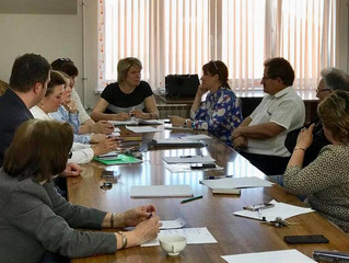 Состоялось очередное заседание СоветаОП ВМР