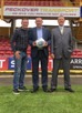 Peckover and Bantams Deliver New Partnership
