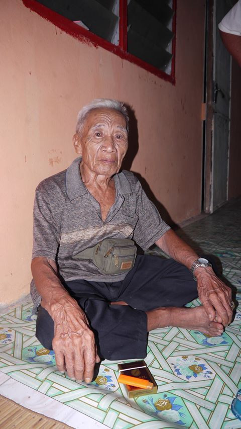 Manang Anyai, Saratok, Sarawak, February 2013