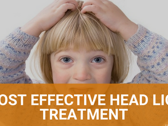 Most Effective Head Lice Treatment