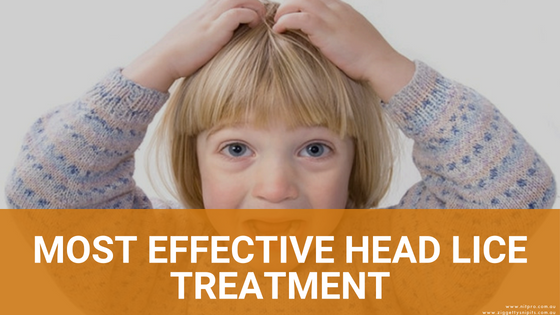Nitpro | Most Effective Head Lice Treatment