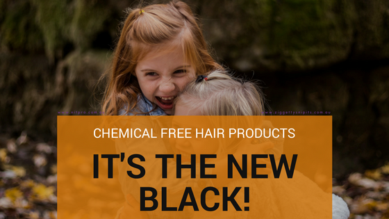 Ziggetty Snipits | Chemical Free Hair Products