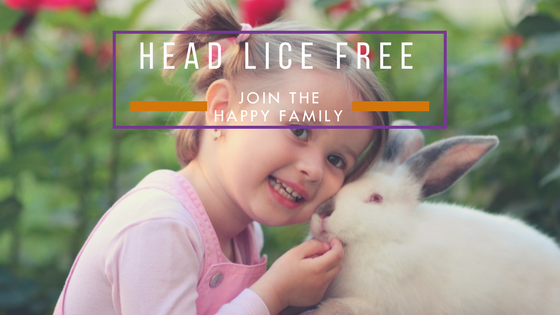 Nitpro | Join the Happy Family for a head lice free home