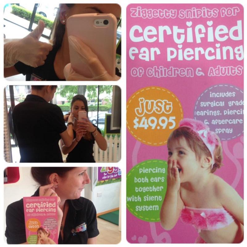 Ziggetty Snipits | Ear Piercings