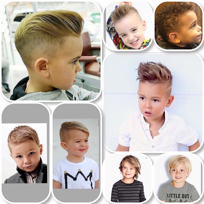 Ziggetty Snipits | Boys haircuts and hairstyles